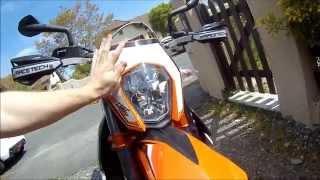 Goodbye KTM... Hello Yamaha !