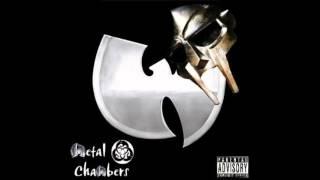 DOOMSTARKS feat. Cappadonna -  Wu-Villain (Madvillain type remix)