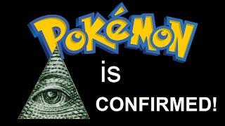 Pokemon is Illuminati CONFIRMED!
