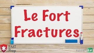Le Fort Fractures - EMTprep.com