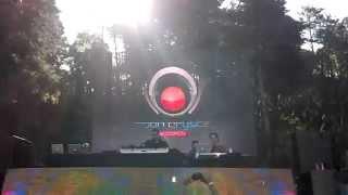 [1] Sonic Sense - Pornstars Overdose (Opening)  @Rounders 2014 by MoonCrystal, Live México D.F.