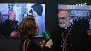 """Présentation du livre """"Rabat, capitale africaine du dialogue interreligieux"""""""