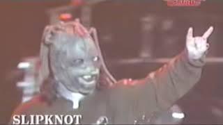 Slipknot - People = Shit Live Japan 2001
