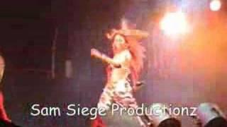 Beyonce' Reggae Sunfest 2003