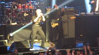PITBULL - Danza Kuduro / The Anthem (Live Zénith Paris 2012)