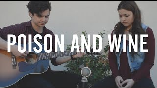 POISON AND WINE [cover] - Piper Curda & Lou Ruiz