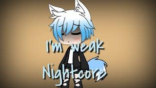 weak [Nightcore Lyrics]