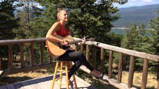 """""""Where Are You Now"""" by Mumford & Sons - Cover by Amanda Lamb"""