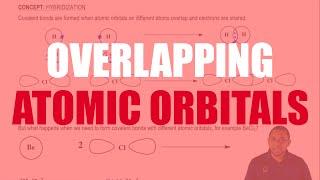 Understanding Overlapping Atomic Orbitals