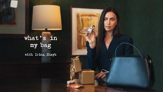 Alibi   What's in My Bag with Irina Shayk