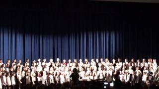 CURIOSITY (Amy Bernon cover)  sung by SACHEM EMF All District CHORUS