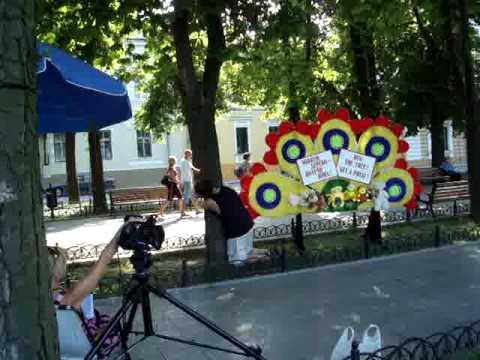 "Roni on Ukrainian ""Camera Funny"""