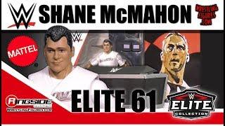 WWE FIGURE INSIDER: Shane McMahon - Mattel WWE Elite 61