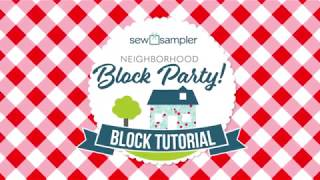 June 2018 Sew Sampler Box- EXCLUSIVE PATTERN TUTORIAL!