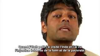 Raj Patel Writer and Activist en français