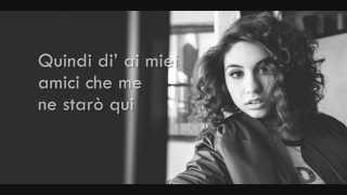 Traduzione Here Alessia Cara (Live)