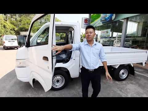 Suzuki CARRY PRO 2019 mới 299 triệu thùng dài hơn, tải trọng lớn hơn và giá rẻ hơn - 0969952466