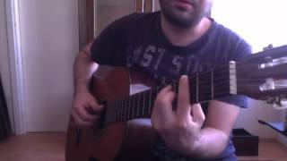 my cover of bon jovi - hey god