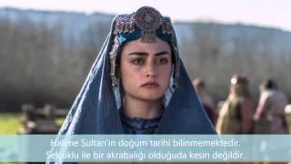 Diriliş Ertuğrul : Halime Sultan'ın Tarihteki yeri...