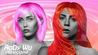 Ashley O & Ally - On A Roll / Why Did You Do That (Mashup) ft. Lady Gaga, Miley Cyrus
