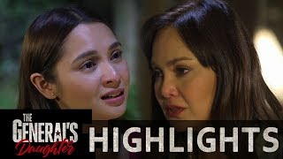 Corazon defends Rhian from Jessie   The General's Daughter