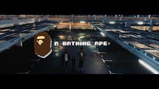 A BATHING APE (BAPE) COMMERCIAL //  TVC ASSIGNMENT