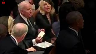 More Than One Received the Strange Envelope in the Bush Funeral Brochure