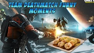 Call of Duty Infinite Warfare: Team Deathmatch Funny Moments (60fps)