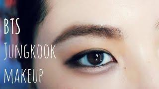 BTS Jungkook makeup