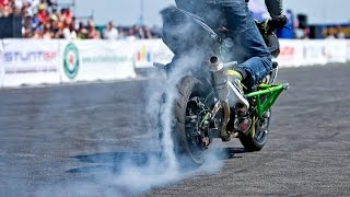 Highlights Stunt Riding World Championship - StuntGP 2016