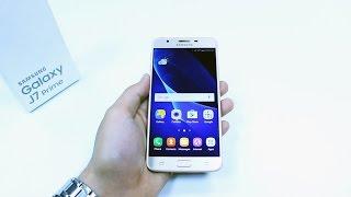 فتح صندوق Samsung galaxy J7 prime
