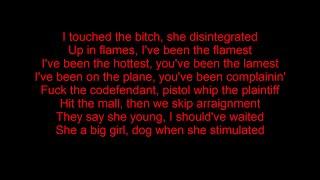 Tyga - Stimulated (Lyrics)