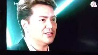 Gustavo Lara la voz mex audición