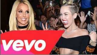SMS (BANGERZ) OFFICIAL MUSIC VIDEO (feat.Britney Spears)