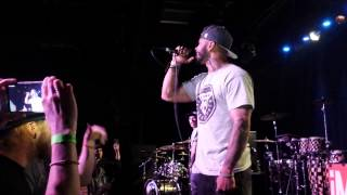 Sky Jonez Ft. Flawless Real Talk - King Flow - Live