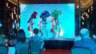 Brazilian Samba Dancers, Singapore