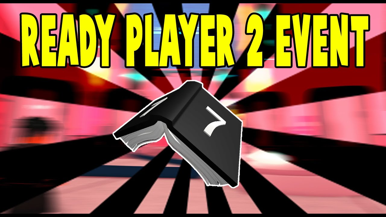 Godthegamer - HOW TO GET READY PLAYER 2 EVENT Mys7erious Book!
