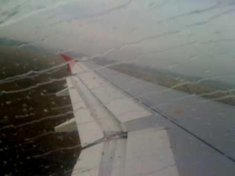 Managua Morning Takeoff |TACA|