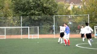 Gol de Chuso 1-0, minuto 21 primera parte