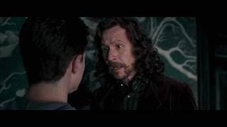 [HD] Conversa de Sirius e Harry em Ordem da Fênix