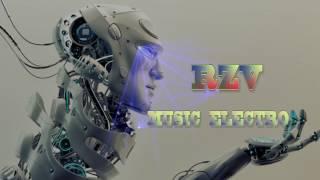 Electro House  vs Hip Hop Music smart robots RZV