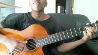 Petit pays - cesaria Evora Guitar Cover
