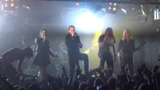Amaranthe - Afterlife - live