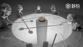 一个引人深思的动画短片!一念天堂,一念地狱!