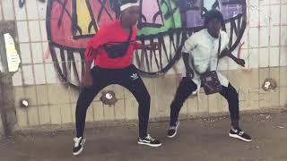 Petit afro dance #gwara challenge