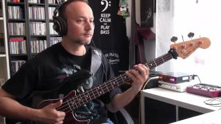 Bluvertigo - Vertigoblu - Bass Cover - Morgan Bassline