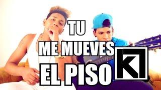 TU ME MUEVES EL PISO ( ACUSTICO) JEIVY DANCE FT KIWY LONG