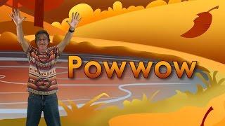 Powwow | Thanksgiving song | Fall Song | Native Americans | Jack Hartmann