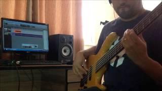 Bruno Mars - 24k magic [Bass Cover - Jonatas Ribeiro]