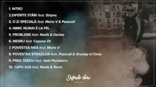 10. K-Milla feat. Sonic & Nosfe - Capu sus